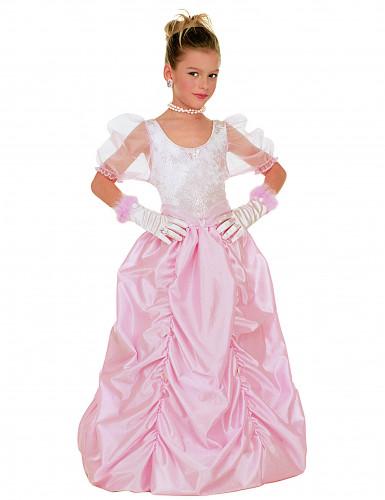 Prinsessa Pamela - lapsen naamiaisasu