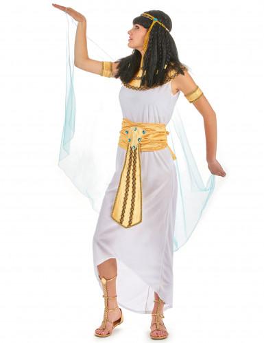 Kaunis egyptiläinen kuningatar