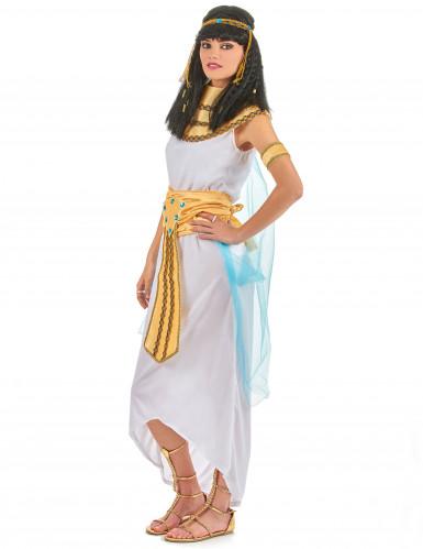Kaunis egyptiläinen kuningatar-1