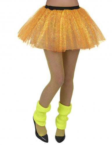 Keltainen Tutu-hame