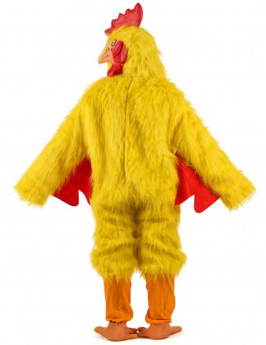 Aikuisen kananpoikapuku-2