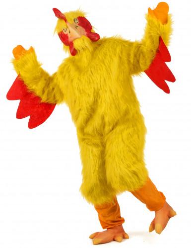 Aikuisen kananpoikapuku-1