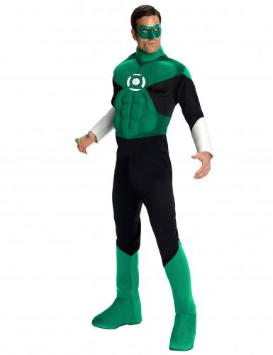 Miehen Vihreä Lyhty™ -asu