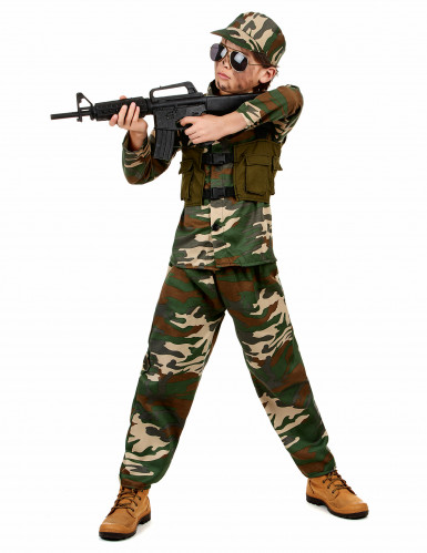 Reipas sotilas - Maastoasu lapsille-1