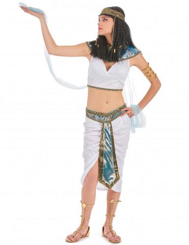 Egyptiläisen kuningattaren asu naiselle