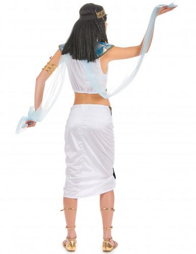 Egyptiläisen kuningattaren asu naiselle-2