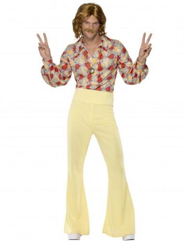 70-luvun discomiehen naamiaisasu
