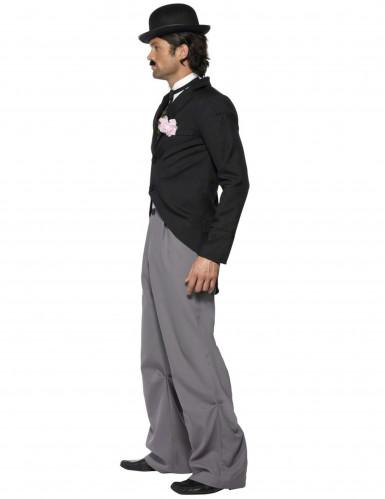 Miesten naamiaisasu 20-luvun puku-1