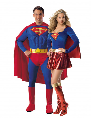 Superman™ & Superwoman™ - Pariasu aikuisille