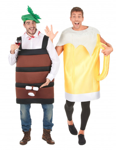 Oktoberfest pariasu tuoppi ja tynnyri