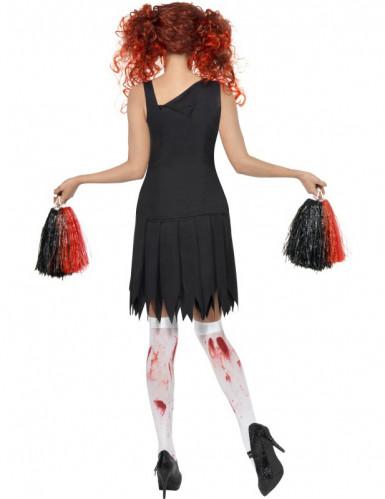 Halloween Zombityttöasu aikuisille-1
