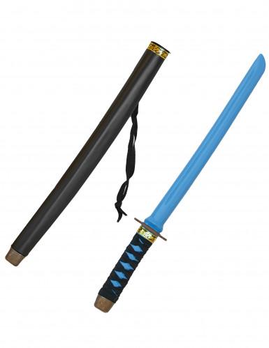 Muovinen samurai- miekka