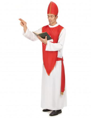 Kardinaali - Miesten naamiaisasu teemajuhliin-1