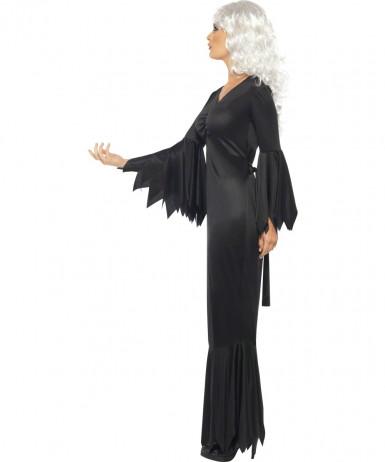 Naisten tumma vampyyriasu Halloween-2