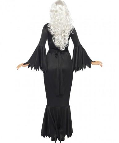 Naisten tumma vampyyriasu Halloween-1