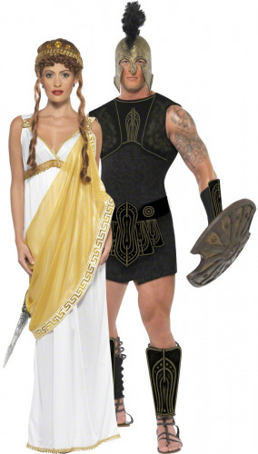 Akilles ja Trojan Helena ™- Pariasu aikuisille