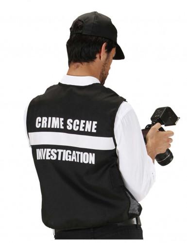 FBI-liivi ja lakki aikuisille-1
