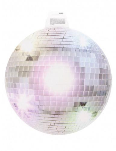Seinäkoriste, discopallo-1