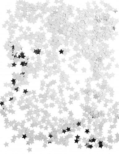 Hopeiset tähtikoristeet-1