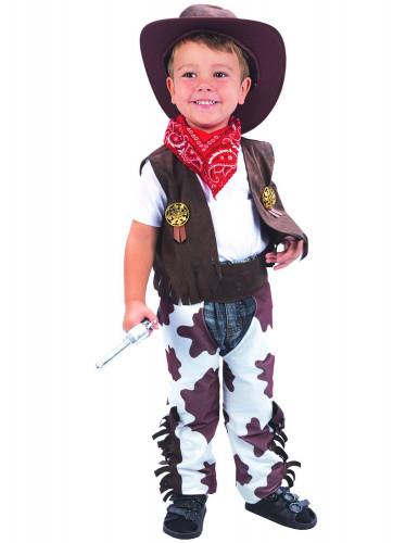 Deluxe Cowboy- asu lapsille lehmäkuviolla