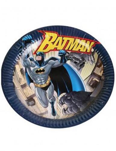 Batman™-pahvilautasia 6 kpl