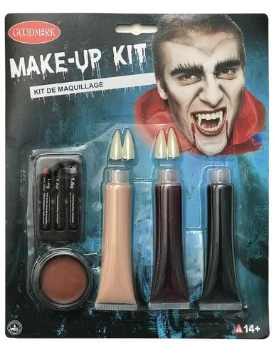 Vampyyrin Halloween meikkisetti