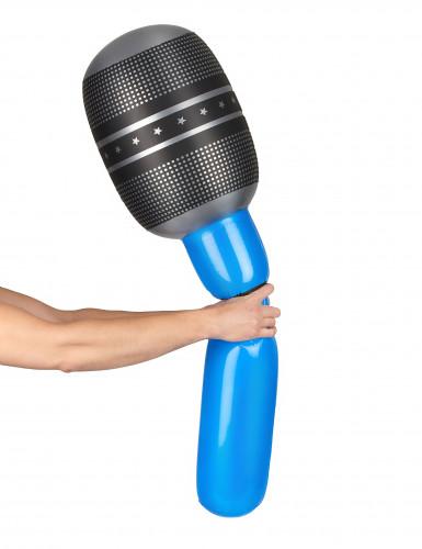 Iso puhallettava mikrofoni-1