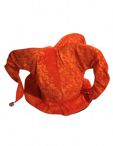 Oranssi narrin hattu aikuisille