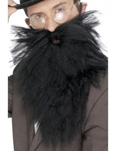 Musta parta viiksillä aikuisille