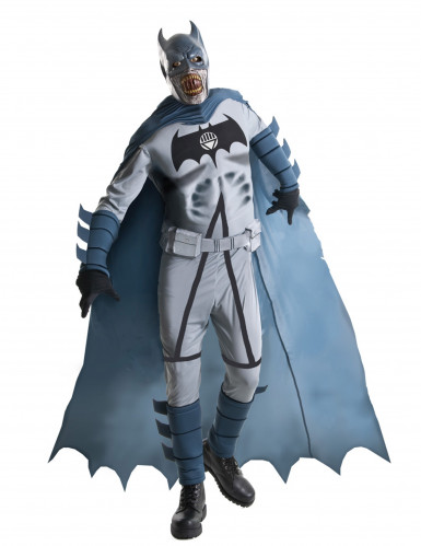 Aikuisten naamiaisasu Batman™ zombina