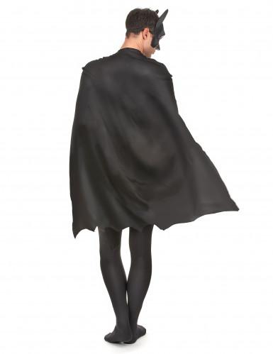 Aikuisten Batman™-setti viitta ja naamio-2