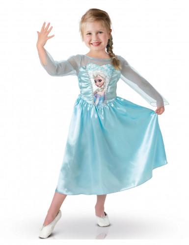 Lasten naamiaisasu Elsa - Frozen ™