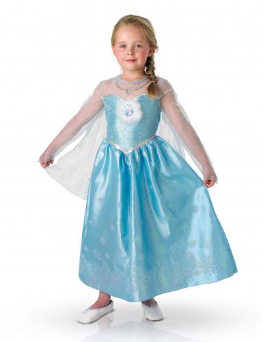 Lasten Premium-naamiaisasu Elsa - Frozen™