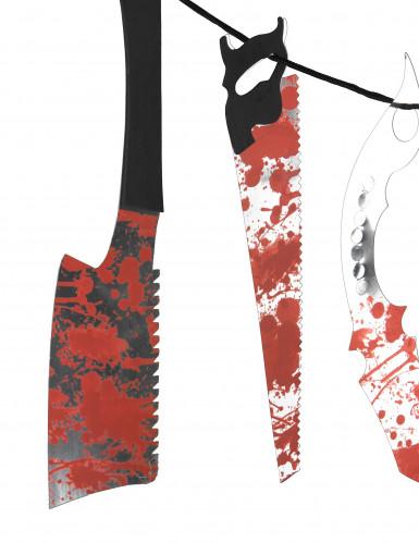 Veriset työkalut - Halloween koriste-1