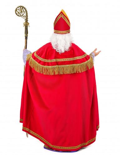 Pyhä Nikolaus -asu miehelle - luksus-2
