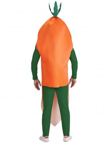 Aikuisten naamiaisasu Porkkana-1