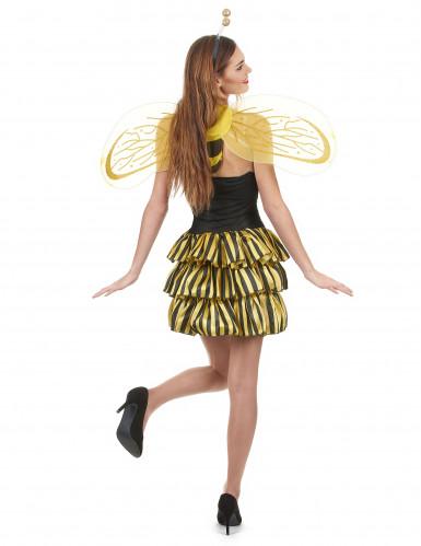 Mehiläisasu naisille-2
