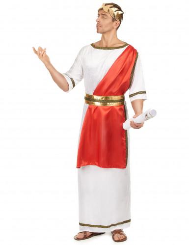 Roomalaismiehen naamiaisasu aikuiselle-1