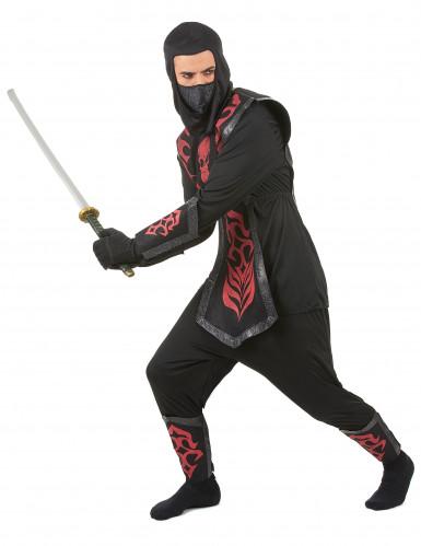 Miesten ninja-asu