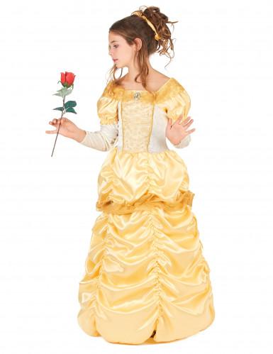 Lasten kaunis prinsessamekko-1
