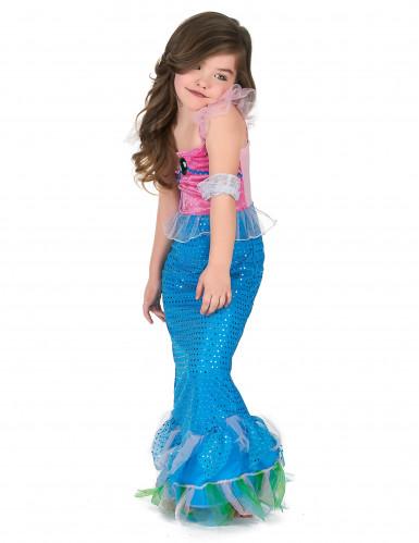 Lasten hurmaavaa merenneitoasu-1