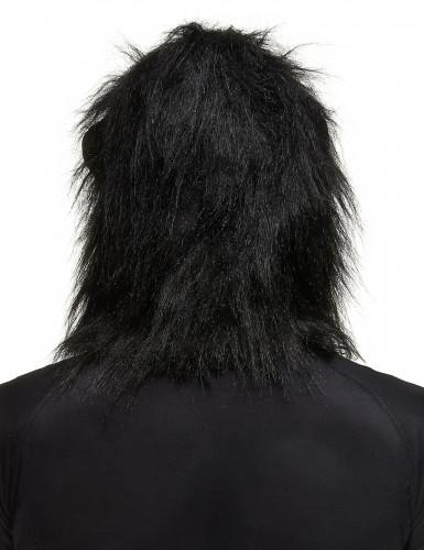 Aikuisten musta naamari Gorilla-1