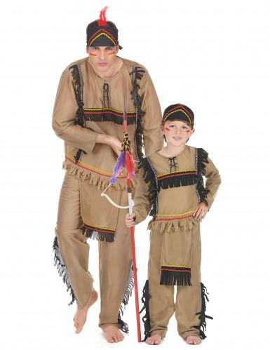 Apache- pariasu isälle ja pojalle