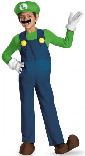 Luigi™ Prestige-naamiaisasu lapselle