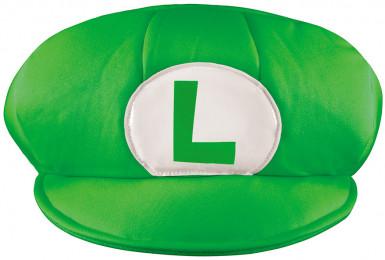 Luigin™ lipallinen hattu aikuisille - Super Mario Bros. ™