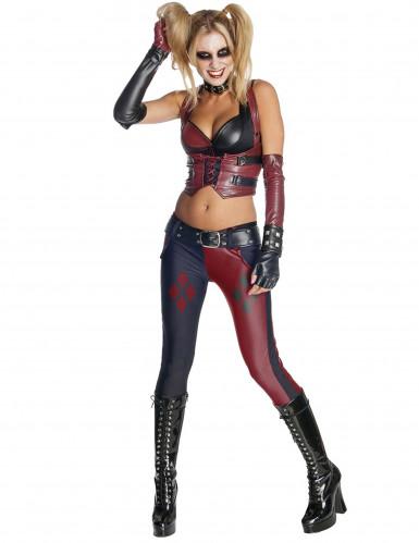 Harley Quinnin™ asu naiselle pelistä Batman: Arkham City™