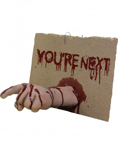 You're Next -koriste Halloweeniin