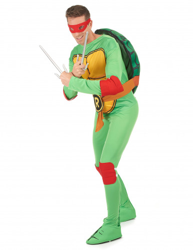 Aikuisten Ninjakilpikonna™-asu, Raphael-1