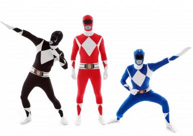 Morphsuits™ Power Rangers™ -asut aikuisille