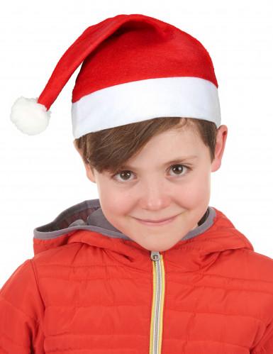Joulupukin lakki lapsille
